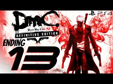 Dmc definitive edition ending a marriage