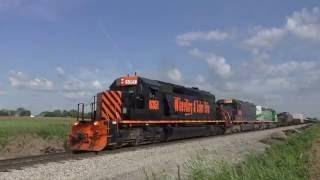 W&LE 6351 leads a massive 237 Brewster Sub
