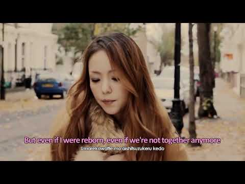 安室奈美恵 Namie Amuro   Love Story  With English Subtitles