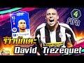 รีวิวนักเตะ David Trezeguet TC+5 โล้นซ่าพาเครียด [FIFA Online4]