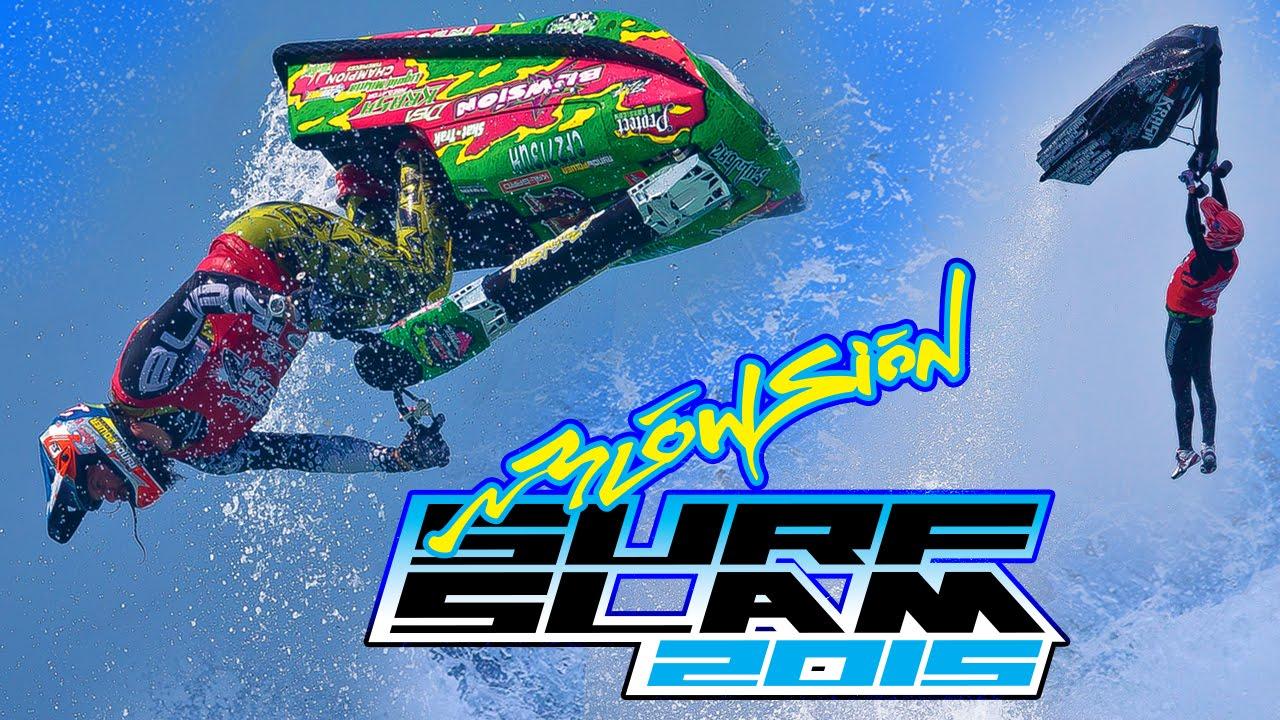 BLOWSION SURF SLAM 2015