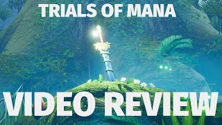 Trials of Mana Review - Two Steps Forward (Video Game Video Review)