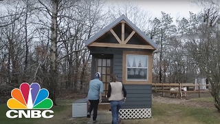 The Real Scoop On Tiny House Living | Cnbc