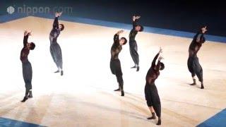 видео: Мужская художественная гимнастика, рожденная в Японии. | nippon.com