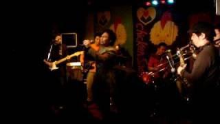 浜野謙太&在日ファンク/live at chicken shack.