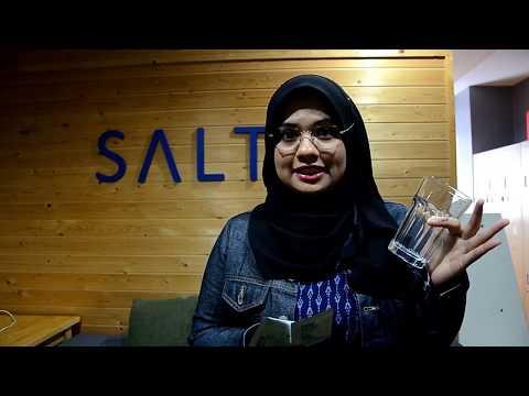 Salt Sauna - Improve Skin Complexion | Nanosalt