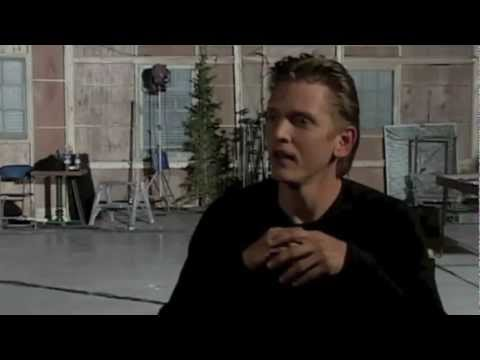 Barry Pepper Interview (The Snow Walker)