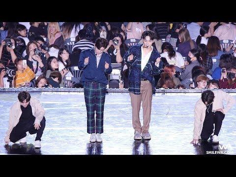 170924 JJ Project (JB & 진영) 'Bounce'...