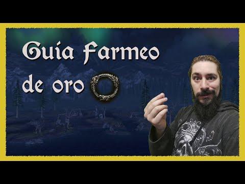 TESO ESPAÑOL - GUIA ORO - THE ELDER SCROLL ONLINE