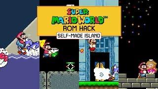 Super Mario - Adventure Island | Super Mario World ROM Hack (スーパーマリオワールド)