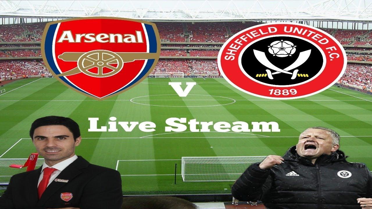 Arsenal v Sheffield Utd Live Stream - YouTube