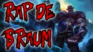 Repeat youtube video RAP DE CAMPEONES ||| BRAUM ||| SHARKNESS