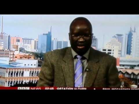 BBC HARDTalk / South Sudan Deputy Minister Majak D'agoot
