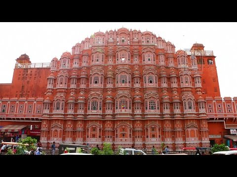 Hawa Mahal I ''Palace of Winds'' I Jaipur Attractions