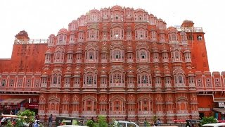 Hawa Mahal I ''Palace of Winds'' I Jaipur Attractions