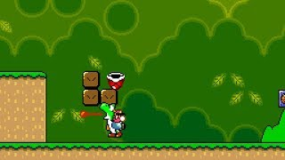 """[TAS] [Obsoleted] SMW """"fastest glitched sound"""" in 0:44.77 by BrunoValads"""
