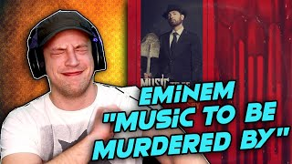 Eminem - Music To Be Murdered By ALBUM REACTION/REVIEW