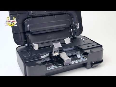 Установка СНПЧ на принтер Canon Pixma IP1800/IP1900/IP2500/IP2700/IP2600/IP1200/IP1300/IP1600