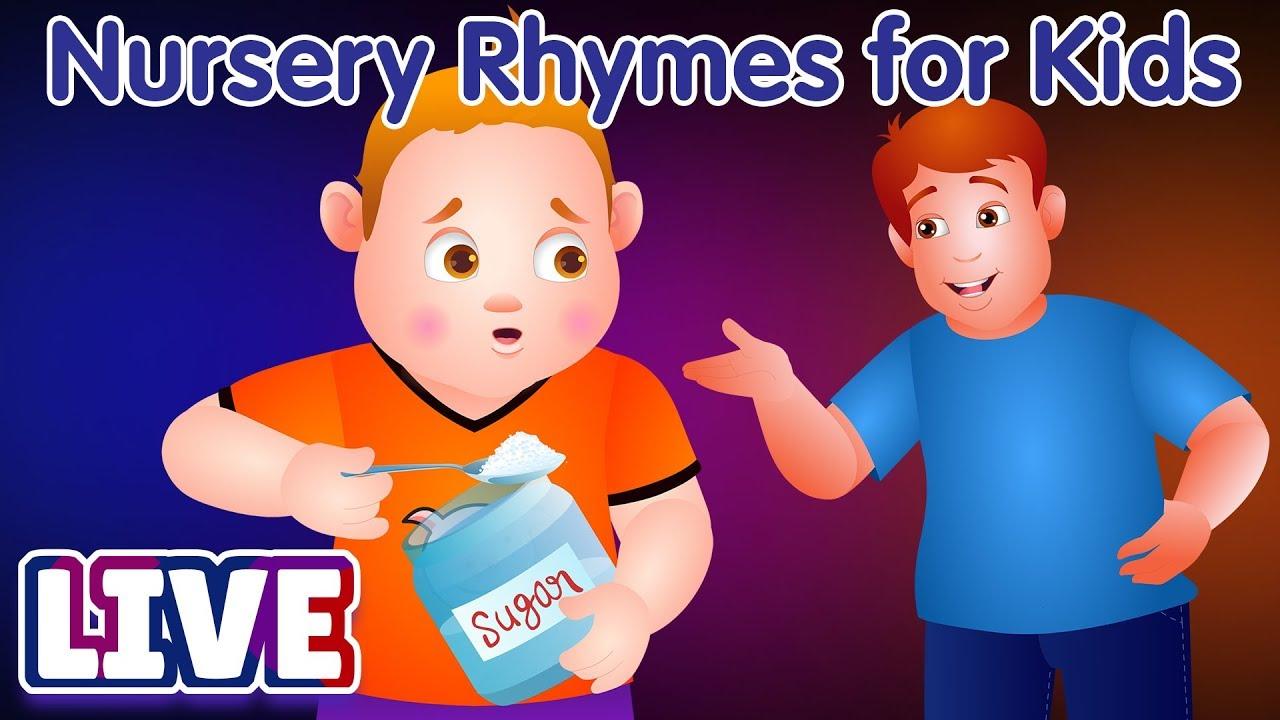ChuChu TV Classic Nursery Rhymes & Kids Songs - Johny Johny