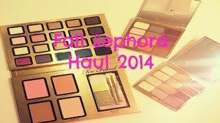 Sephora Haul! Fall Holiday Sets, Too faced, Tart, Stilla & More! Thumbnail