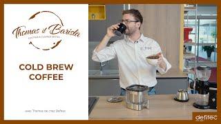 Cold brew coffee - Comment préparer du café infusé à froid à la maison