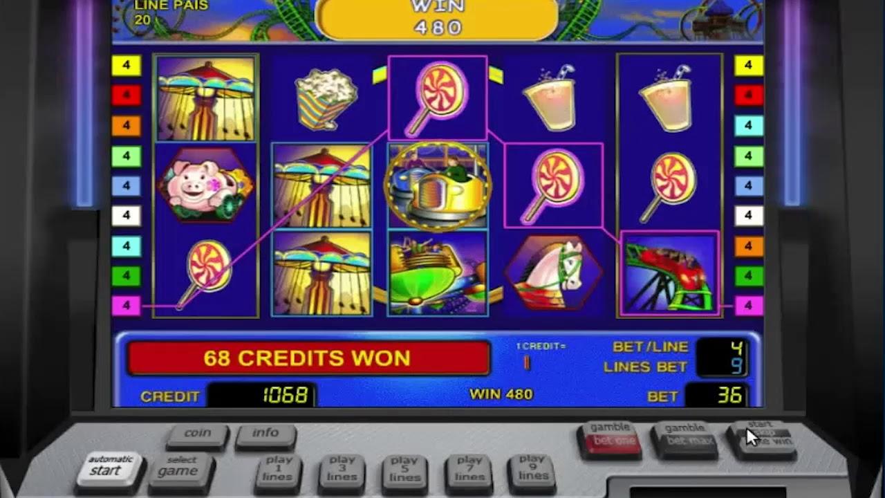 Новые автоматы играть онлайн