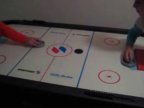 Sportcraft Air Hockey Table