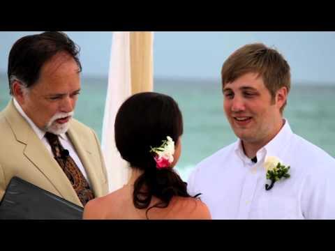 Destin Florida Christian Wedding Officiant