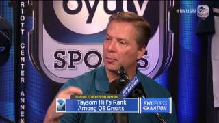 BYU Sports Nation Interview with Blaine Fowler | December 7th, 2016