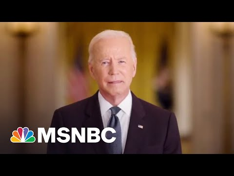 """Biden: """"Unity Is One Thing That Must Never Break"""""""