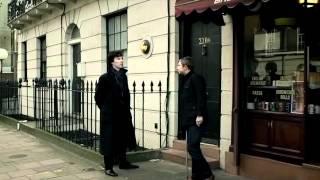 Шерлок Холмс (BBC) Ускорил ее...