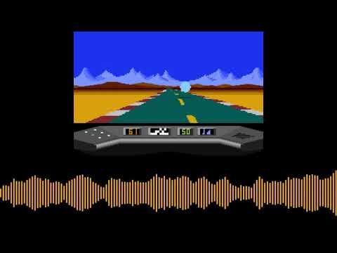 Elektra Glide - melodía para las computadoras Atari