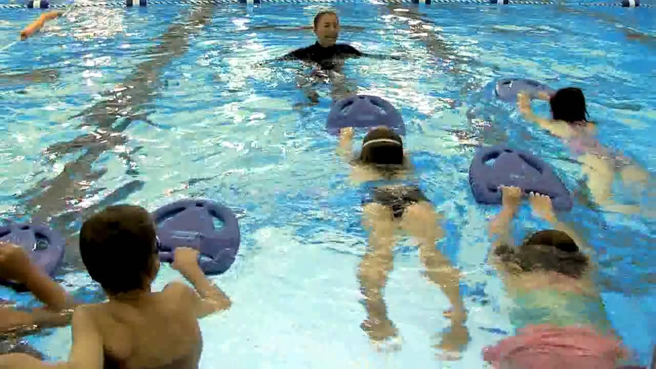 3rd Grade Swim Program Coeur D Alene Salvation Army Kroc Center