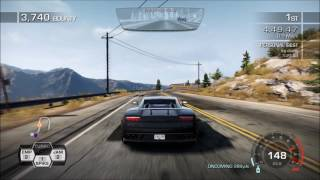 Need for Speed: Hot Pursuit |  Avalanche - Point of Impact
