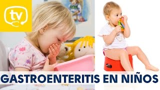 La gastroenteritis en los niños, ¿cómo evitar que se deshidraten?