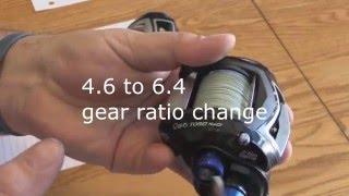 assemble revo toro winch to highspeed salt diy gear conversion tear down