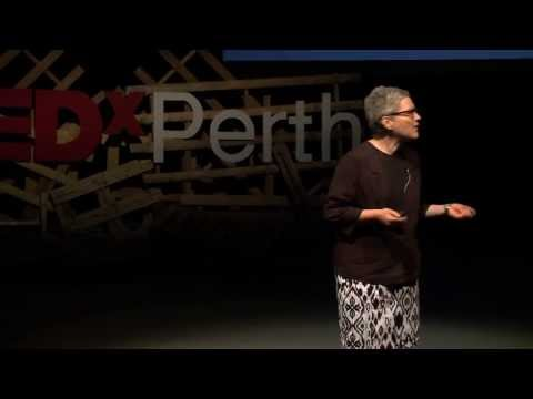 Coming out - public art in Western Australia: Andra Kins at TEDxPerth