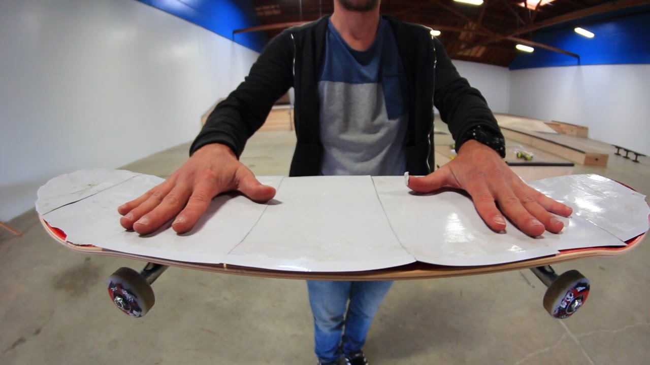 a paper on grip tape and skateboard shoes