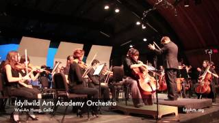 idyllwild arts academy orchestra concert