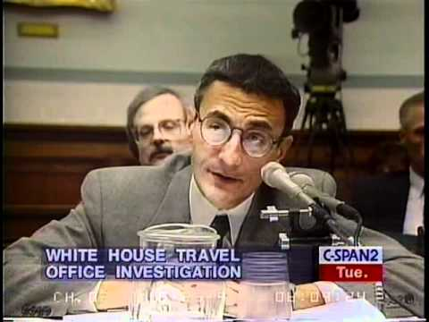 White House Travel Office Investigation 2
