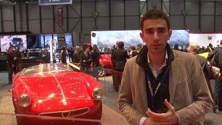 Alfa Romeo Giulia, forse non si chiamerà così (decide Marchionne) | Salone di Ginevra 2015