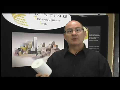 Printing Technologies Inc. Dean Jewell