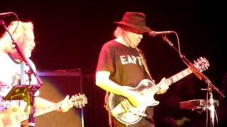 00002 - Neil Young & Crazy Horse, Liverpool Echo Arena, July, 2014, Love and Only Love
