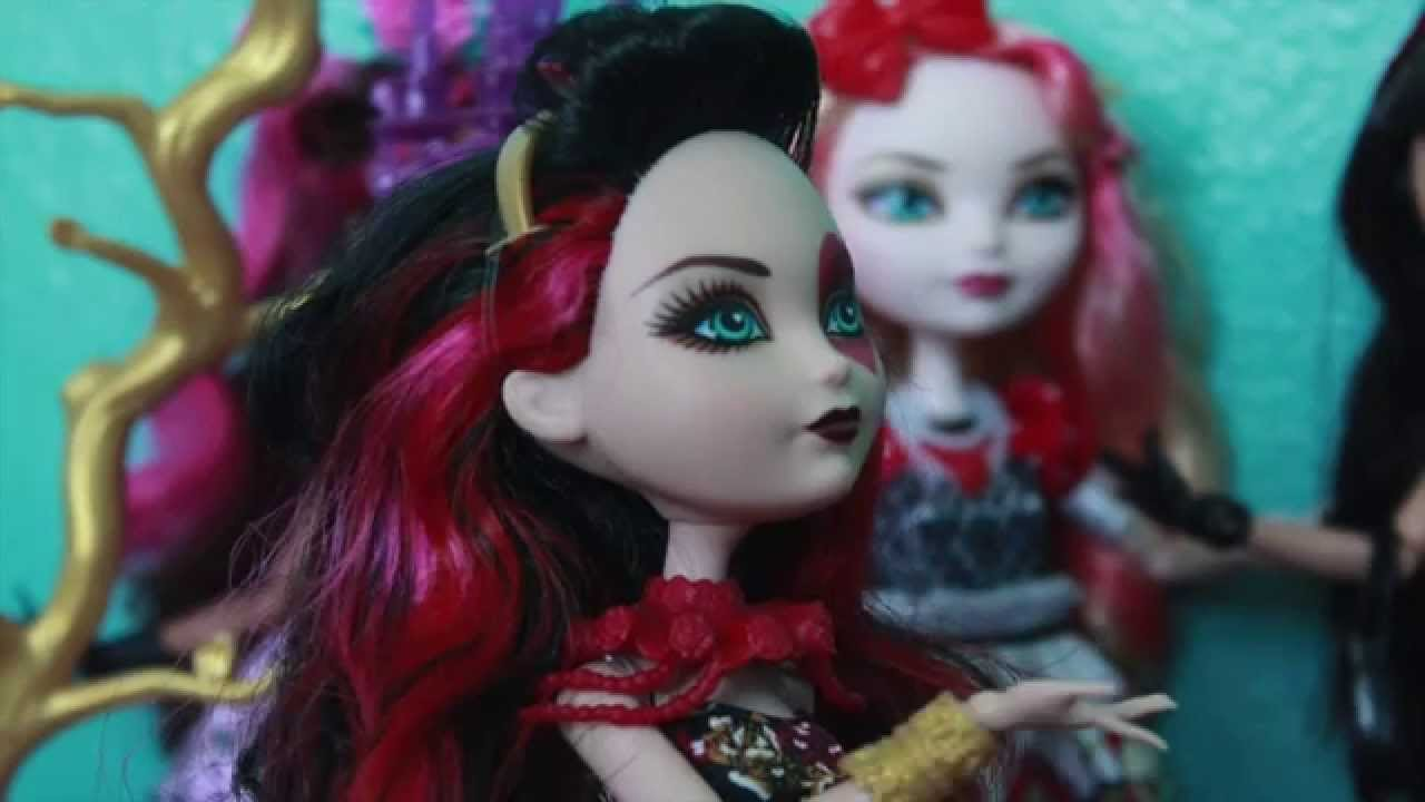 Ever After High Lizzie Hearts Mom YouTube
