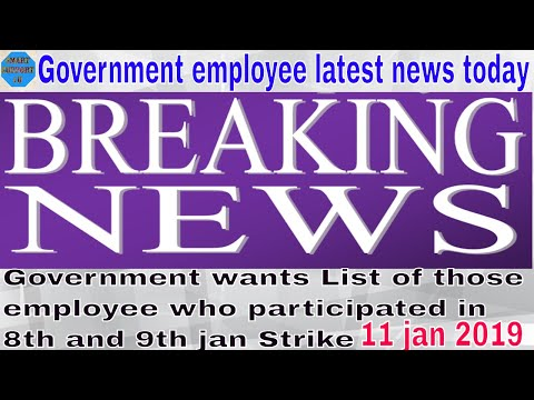 7th pay Commission latest news today Government want list Minimum  Pay 26000 and Fitment Factor 3 68