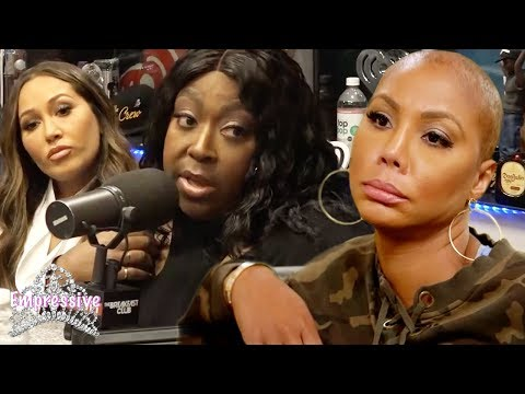 Loni Love reveals why Tamar Braxton was fired from the Real (TEA INSIDE!)