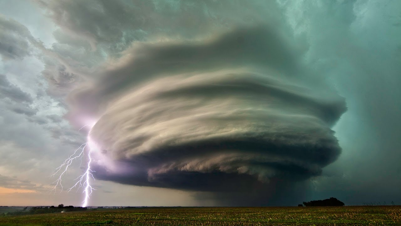 Supercell Crazy By Stephen Locke Youtube
