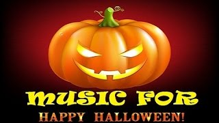 Happy halloween. background music for party. Счастливого Хэллоуина. фоновая музыка для партии.