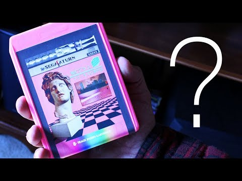 Floral Shoppe on 8-Track Tape? Macintosh...