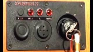 Видеоурок яхтинга 4: Хождение под мотором - часть 1